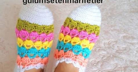 Sapato em Tricô Feminino Colorido